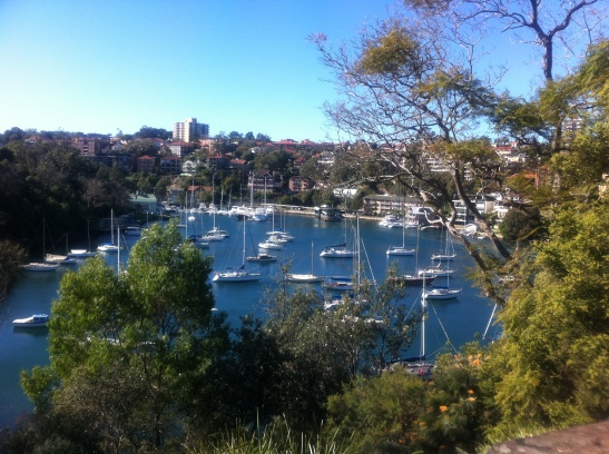 Mosman Bay, by Penne Cole